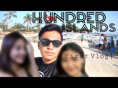 HUNDRED ISLANDS (FirstVlog)