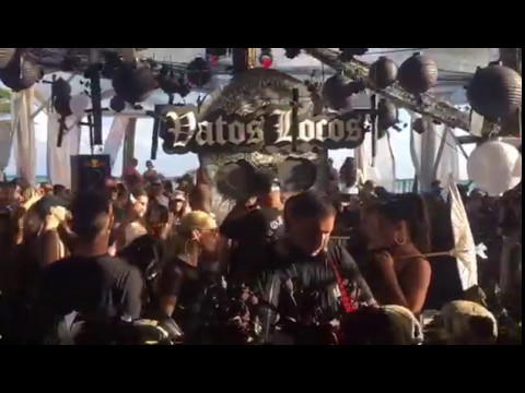 Javier Carballo & Hanfry Martinez @ Vatos Locos,  BPM Festival Mexico, January 2017