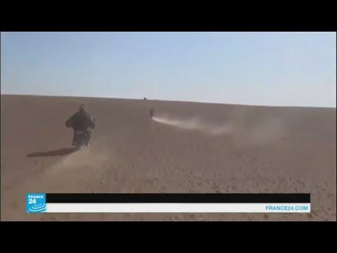ضربة جوية روسية ضد تنظيم -الدولة الإسلامية- قرب دير الزور