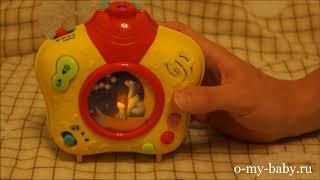 Ночник-проектор Умка «Волшебный мир» — видео-отзыв Валентины