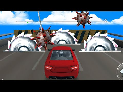 DEADLY RACE #8 DRIFT (Speed Bumps Car Challenge) - Gameplay  