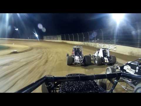 Carmen Perigo Jr. Lawrenceburg Speedway 9-3-16 B Main