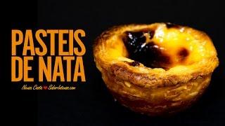 Receita | Pastéis de Nata