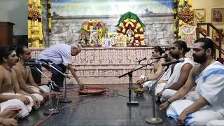 Kritika Mandala Veda Parayanam 27.12.2018