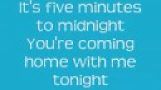 Boys Like Girls-Five Minutes to Midnight w/ Lyrics