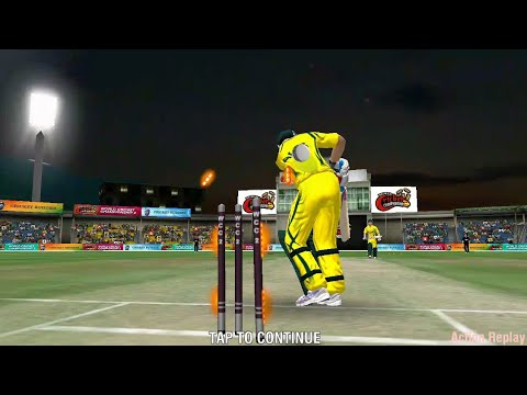 How to Bowl Slow Ball in World Cricket Championship 2 WCC2 Bowling Tips and Tricks Latest Version