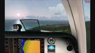 FSX Hawaii Flight