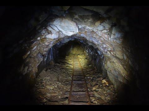 Exploring The Four Hills Mine