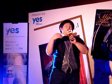 Lin Yu Chun 林育羣 Sings Under Your Wings Live In KL Showcase