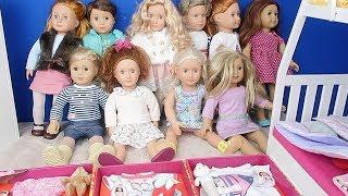 Pijama Kombin Challenge Oyuncak Bebeklerle Pijama Partisine Hazırlanıyoruz Bidünya Oyuncak