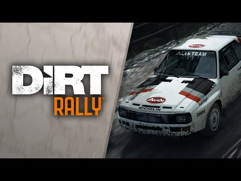 DiRT Rally - New Content Trailer [GE]