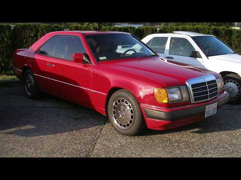Mercedes W124 Owners – Learn How to Get to Terminal Block X30 to Troubleshoot Electrical Problems