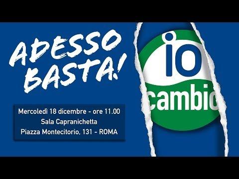18 dicembre - Presentazione a Roma