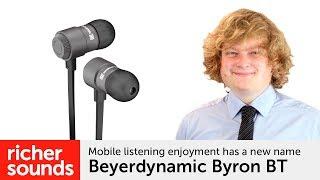 Beyerdynamic Byron BT - Bluetooth headphones | Richer Sounds