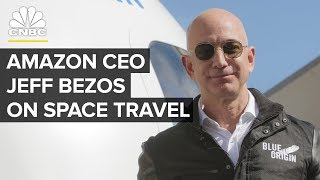 Jeff Bezos: Why Blue Origin Is His 'Most Important Work'