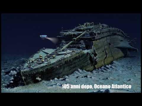 Rms Titanic, 105 anni dopo. Immagini da pelle d'oca