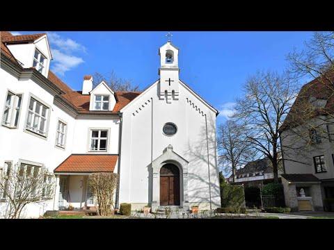 Aufzeichnung Der Eucharistiefeier Aus Der Kapelle Des Bischofshauses In Augsburg Am 25.03.2020