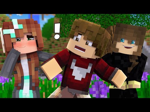 THE LOVE TRIANGLE!? - Parkside University EP30 - Minecraft Roleplay