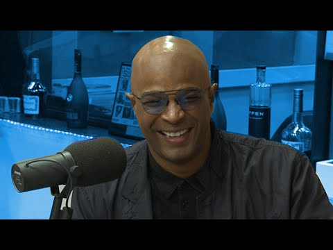 Damon Wayans  at The Breakfast Club Power 105.1 09042015