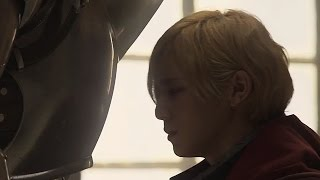 official trailer for Fullmetal Alchemist Two brothers go on a quest...