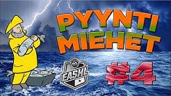 """NHL 16 EASHL: HC Pyyntimiehet #4 - """"Suksivoiteet tekevät miÄhen"""""""