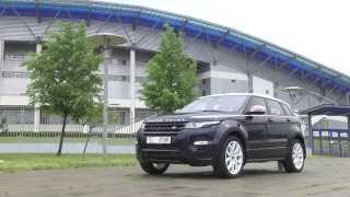 рассказ Range Rover Evoque British Edition