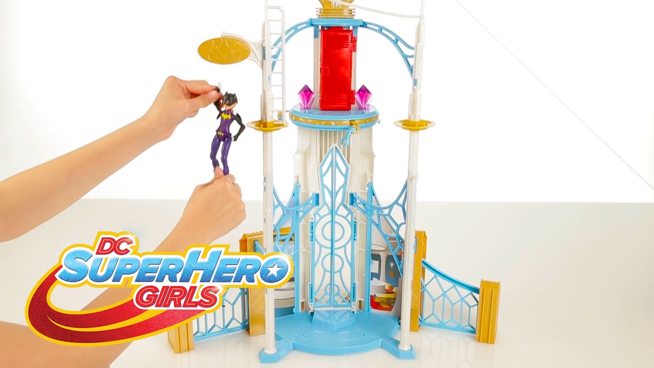 How To Assemble The Dc Super Hero Girls Super Hero High School Play