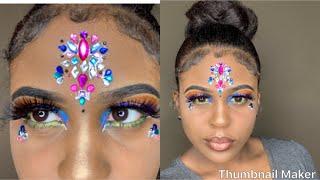 Carnival Makeup Tutorial