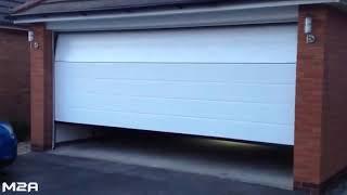 Как работают гаражные секционные ворота в Бресте и пригороде