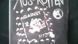 Aus-Rotten - Fuck Nazi Sympathy EP