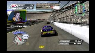 this car has no pace bristol   nascar thunder 2004 career mode race 6 36