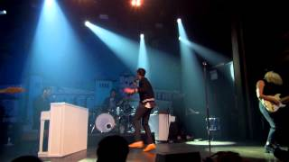 Intro + Great Big Storm - Nate Ruess live at Webster Hall 6/17