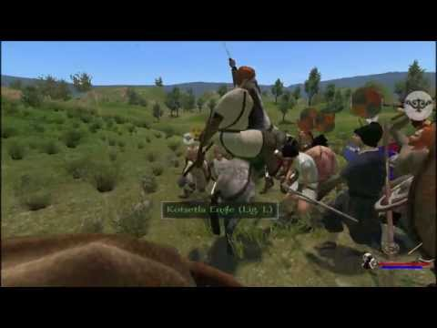 Mount and Blade - Pt 2 - Military Failure!
