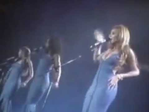 06 - Destiny's Child - Cater 2 U - Live in Uniondale - YouTube