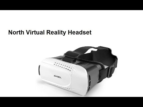 North Virtual Reality Headset