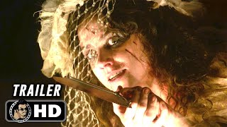THE NEVERS Official Trailer (HD) Laura Donnelly