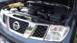 Bruit moteur suspect Pathfinder - Injecteur ??