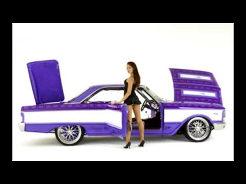 Ariana Grande Nicki Minaj - Bang a Lowrider (DavidMarle Mashup)