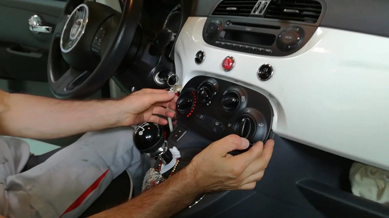 sostituzione volante e devio luci - Forum 500 Club Italia
