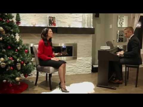 Emma Repede- Ieslea rece  Official Video/Colind 