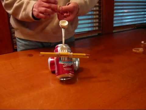 How To Make A Catapult For Kids On Youtube