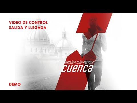 XXVI Maraton Internacional de Cuenca (Video de Control)