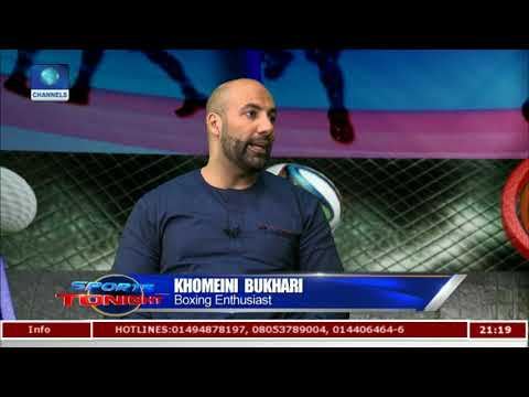 Pakistani Enthusiast Advocates More Funding To Develop Boxing In Nigeria |Sports Tonight|