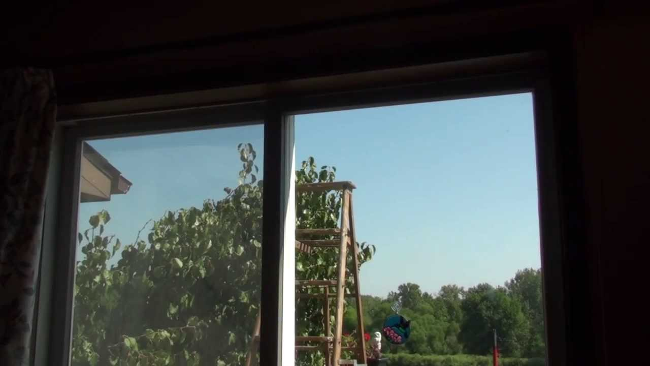 Fix Your Sticking Hard To Openclose Sliding Glass Door With Armor