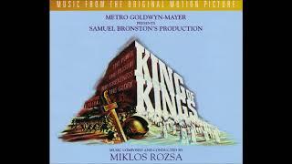 Video Miklós Rózsa: KING OF KINGS - Epic Film Music (1961) download MP3, 3GP, MP4, WEBM, AVI, FLV Juli 2018