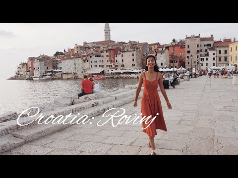 Travel Vlog: Rovinj, Croatia