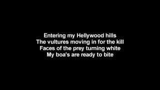 Lordi - I Am Bigger Than You | Lyrics on screen | HD