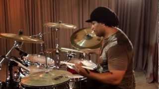 """Filo Machado - """"Maracangalha"""" drum cover Ed Aguiar"""