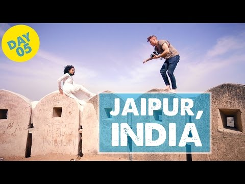 JAIPUR: RISKING OUR LIVES FOR INSTAGRAM PHOTOS - India Vlog 05