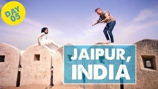 JAIPUR, INDIA: EXPLORING THE PINK CITY - Day 5 | India Vlog 05